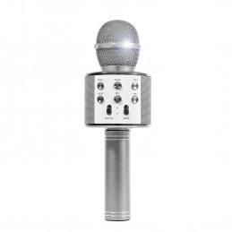 Microphone sans fil - Koolstar SING KARAOKE - Enceinte et Micro sur Batterie - Entrée USB SD / Bluetooth - 10W