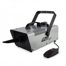 Machine à neige PurLight SNOW-F8, Effets flocons de neige, Puissance 500W, capacité 1L, 60m3/min, télécommande