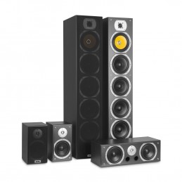 5 speaker home cinema Hifi...