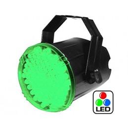 Strobe 74 green LEDs...