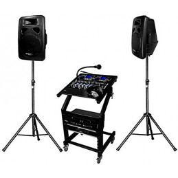 Pack Sono DJ complet 1000 W...