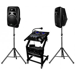 Pack Sono DJ complet 1400 W...
